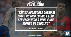 VAVEL Entrevista: reforço da Chapecoense, Luiz Antônio afirma viver maior desafio da carreira