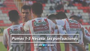 Pumas 1-3 Necaxa: puntuaciones de Necaxa en la jornada 3 de la Copa MX Apertura 2018