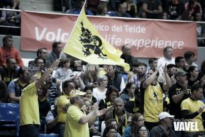 Fotografías e imágenes del Iberostar Tenerife - Joventut, jornada 28 de la Liga Endesa