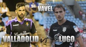 Previa Real Valladolid - CD Lugo: algo más que tres puntos