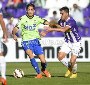 El Valladolid se afianza en defensa en el estreno liguero de Guille