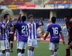 Eibar - Real Valladolid: el Eibar pone a prueba la mejoría blanquivioleta