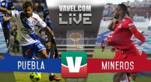 Con gol de Amione, Puebla es líder del Grupo 4