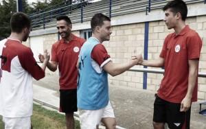 Puente y Jorge se incorporan a la concentración de la selección de Castilla y León