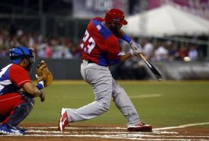 Puerto Rico Stuns Colombia With Comeback Win