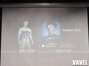Pumas UNAM lanzó su nueva aplicación