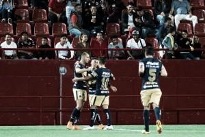 Los Pumas soltaron la cartera para el Apertura 2018