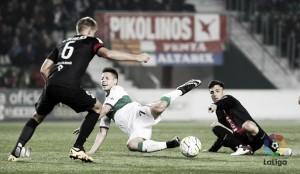 Elche - Almería: puntuaciones Almería, jornada 30 de la Liga Adelante