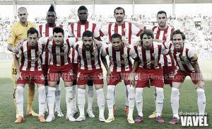 Almería - Málaga: puntuaciones del Almería, jornada 36 de la Liga BBVA