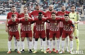 UD Almería - SD Huesca: puntuaciones Almería, jornada 29 de Segunda División