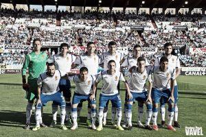 Llagostera - Zaragoza: puntuaciones del Zaragoza, jornada 6