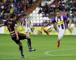Real Valladolid - Tenerife: puntuaciones del Real Valladolid, jornada 5