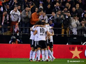 Valencia - Espanyol: puntuaciones del Valencia, ida de los octavos de Copa del Rey