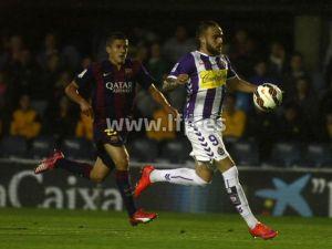 FC Barcelona B - Real Valladolid: puntuaciones del Real Valladolid, jornada 39