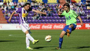 Real Valladolid - SD Ponferradina: puntuaciones del Real Valladolid, jornada 9