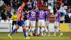 Real Valladolid - Sporting de Gijón: puntuaciones del Real Valladolid, jornada 27