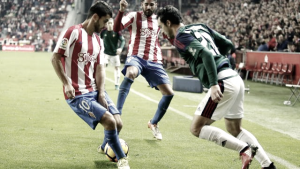 Sporting - Osasuna: puntuaciones de Osasuna, partido de la 14ª jornada de La Liga