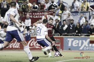 CF Reus - Real Zaragoza: puntuaciones del Real Zaragoza, jornada 37