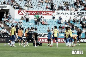 C.D. Lugo - Real Zaragoza: puntuaciones del R. Zaragoza, jornada 8