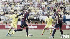 Villarreal – Barcelona: puntuaciones del Villarreal, jornada 2