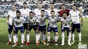 Real Zaragoza - AD Alcorcón: puntuaciones del Real Zaragoza, jornada 5