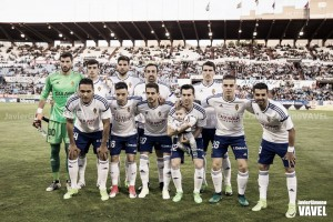 Real Zaragoza – RCD Mallorca: puntuaciones del Real Zaragoza, jornada 34
