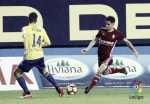 Cádiz CF - Real Zaragoza: puntuaciones del Real Zaragoza, jornada 17
