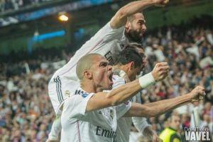 Real Madrid - Atlético: puntuaciones del Real Madrid, vuelta 1/4 final de la Champions League