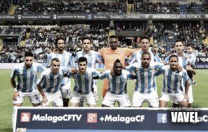 Málaga CF - Real Betis: puntuaciones del Málaga CF, jornada 11