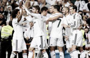 Real Madrid - Athletic Club de Bilbao: puntuaciones del Real Madrid, 7ª jornada