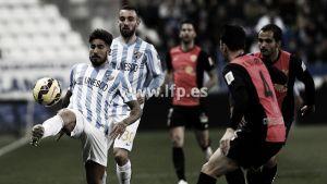 Málaga - Almería: puntuaciones Almería, jornada 17