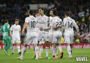 Real Madrid - Cornellá: puntuaciones Real Madrid, dieciseisavos de Copa del Rey