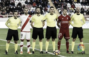 Rayo Vallecano - Real Zaragoza: puntuaciones Real Zaragoza, jornada 19