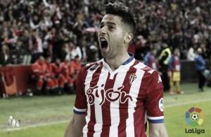 Sporting de Gijón - SD Eibar: puntuaciones Sporting, jornada 36