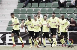 Elche CF - Córdoba CF: puntuaciones del Córdoba CF, jornada 11 de Segunda División