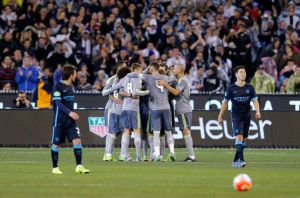 Manchester City - Real Madrid: puntuaciones Real Madrid, partido de pretemporada