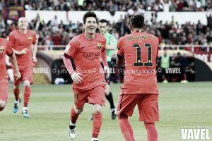 FC Barcelona - FC Getafe: puntuaciones del FC Barcelona, jornada 34 de la Liga BBVA