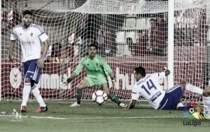 Nàstic de Tarragona - Real Zaragoza: puntuaciones del Real Zaragoza, jornada 6