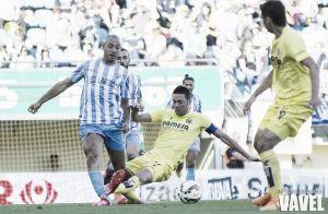 Villarreal CF - Málaga CF: puntuaciones del Málaga, jornada 37 de Liga BBVA
