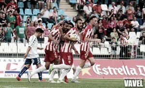 Almería - Tenerife: puntuaciones Almería, jornada 7