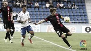 Tenerife - Almería: puntuaciones Almería, jornada 28 de la Liga Adelante