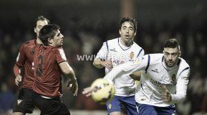 C.D. Mirandés - Real Zaragoza: puntuaciones del Real Zaragoza, jornada 18
