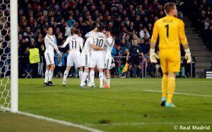 Basilea - Real Madrid: Puntuaciones del Real Madrid, 5ª jornada UEFA Champions League