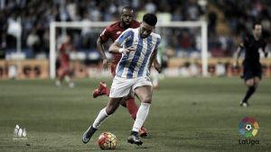 Málaga CF - Deportivo de La Coruña: puntuaciones del Málaga CF, jornada 9