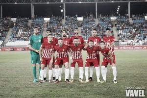 Almería - Rayo Vallecano: puntuaciones Almería, ronda 2 de Copa del Rey