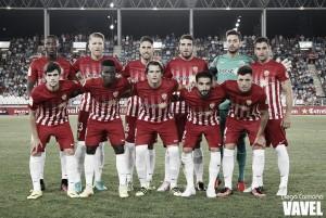 Almería - Cádiz: puntuaciones Almería, jornada 1 de La Liga 1|2|3