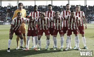 Almería - Sevilla: puntuaciones Almería, jornada 18