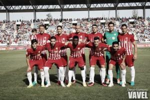 Almería - Rayo Vallecano: puntuaciones Almería, jornada 3 de Segunda División