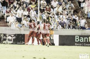 Zaragoza - Almería: puntuaciones Almería, jornada 2