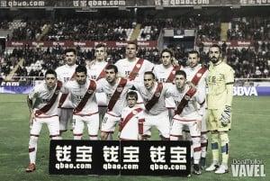 Rayo Vallecano - Athletic Club: puntuaciones del Rayo Vallecano, jornada 13 Liga BBVA
